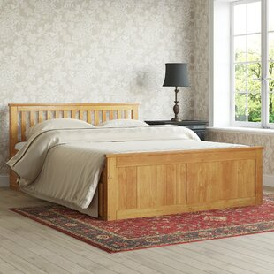 Larksville Storage Bed Frame By ClassicLiving