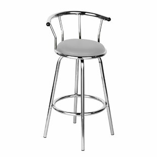 Sheree Revolving Bar Stool By 17 Stories
