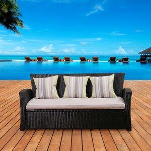 Aquia Creek Sofa with Cushions