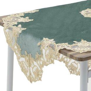 Crutchfield Tablecloth By Fleur De Lis Living