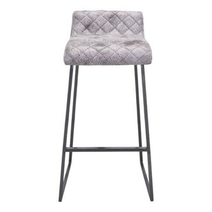 Dana 30.3 Barstool (Set Of 2) by 17 Stories 2019 Salet