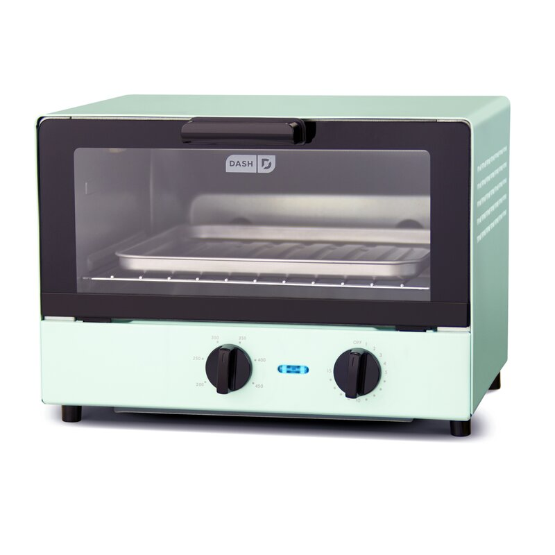 DASH 4 Slice Toaster Oven