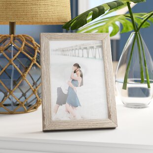 192d5f07904 Letourneau Distressed Picture Frame (Set of 6). by Breakwater Bay