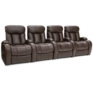 Latitude Run Home Theater Row Seating (Row of 4)