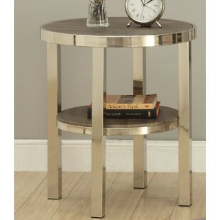 Southa End Table by Brayden Studio