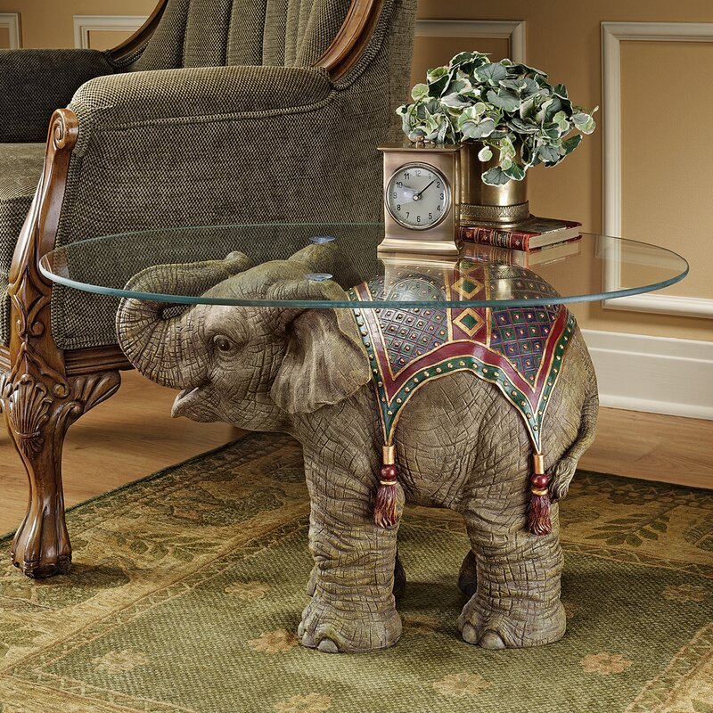 Superior Jaipur Elephant Festival Coffee Table