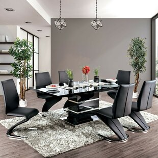 Reitman 5 Piece Extendable Dining Set by Orren Ellis