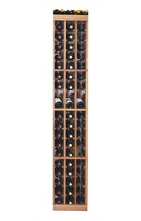 Designer Series 57 Bottle Floor Wine Rack..