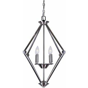 Magdalene 4-Light Geometri..