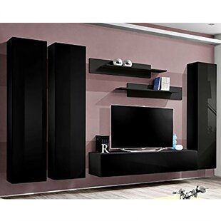 Vinci Floating Entertainment Center For TVs Up To 88