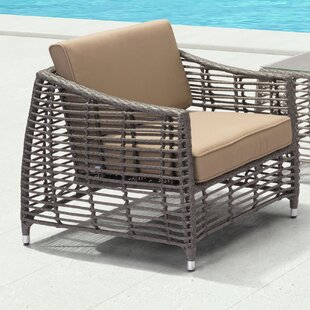 Goldberg Arm Chair with Cushion