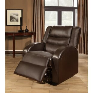 Parkhurst Manual Rocker Recliner Winston Porter