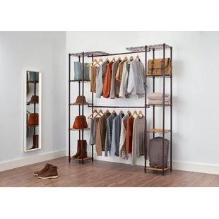 Jesica 78W Closet System