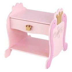 kidkraft princess toddler four poster customizable bedroom set
