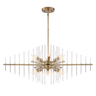 Designers Fountain Reeve 12-Light Chandelier