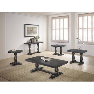 Read Reviews Kenzo 5 Pieces Coffee Table Set By Gracie Oaks