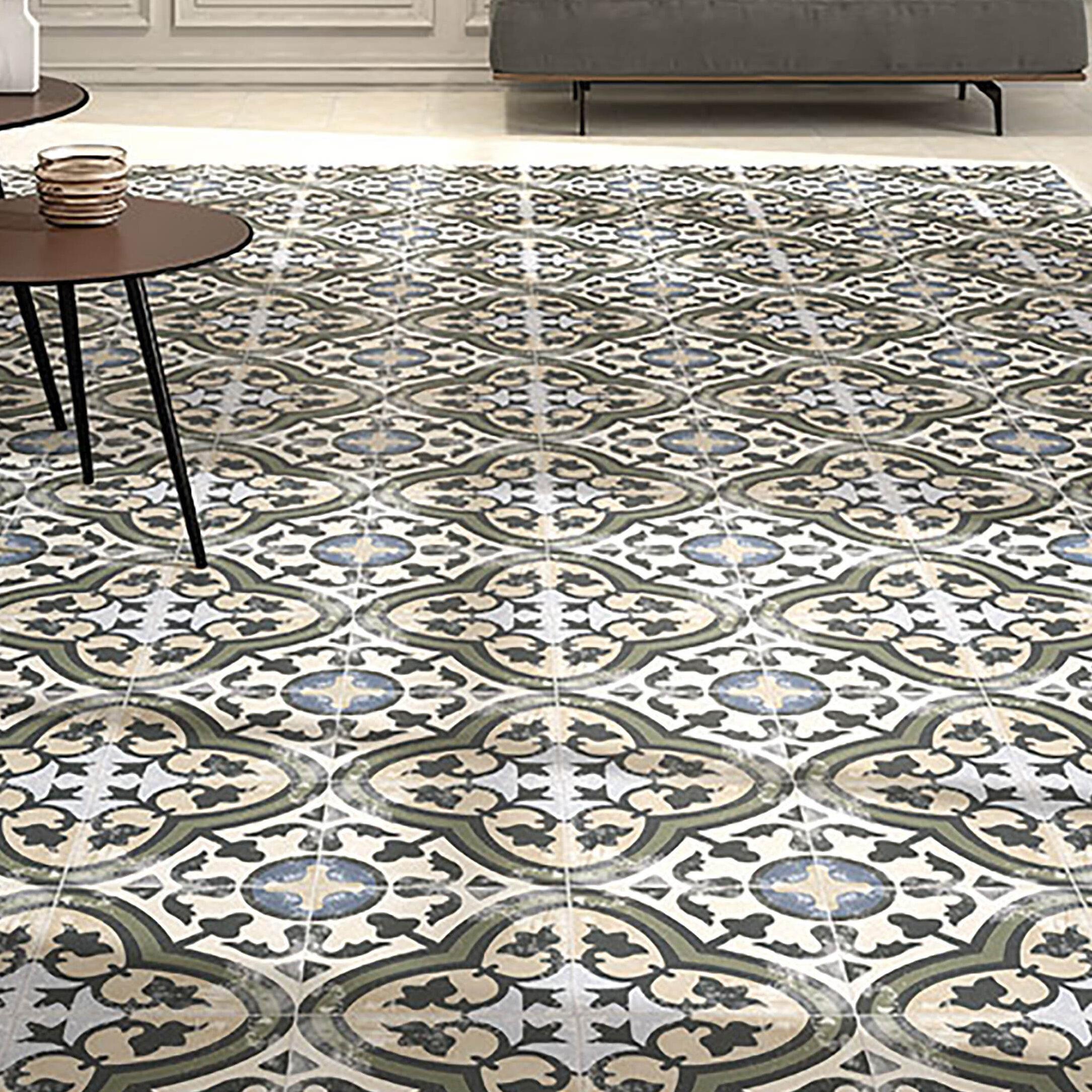 Porcelain Spanish Wall Floor Tile