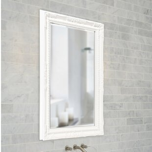 60 Inch White Framed Mirror Wayfair
