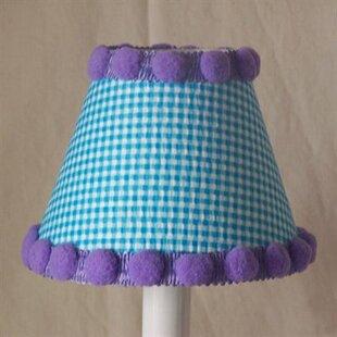 Watercolor Pom-Poms 11 Fabric Empire Lamp Shade
