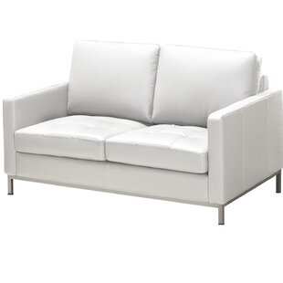 244 Series Regency Leather Loveseat Lind Furniture