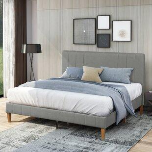 Balil Upholstered Platform Bed by Latitude Run