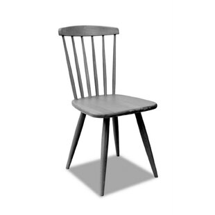 Barnsley Solid Wood Dinning Chair (Set Of 2) By August Grove