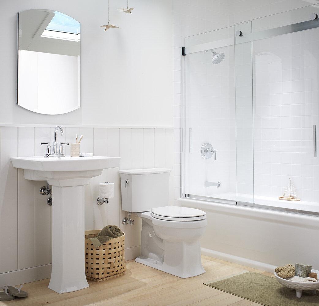 Bathroom Space Planning Guidelines Wayfair