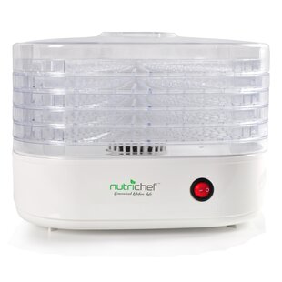 SereneLife 5 Tray Electric Countertop Food Dehydrator