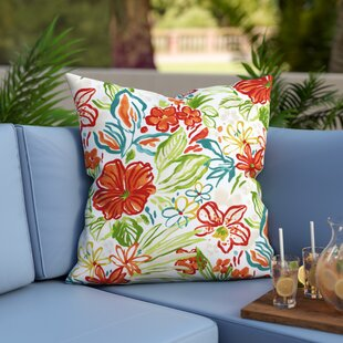 Adrianne Outdoor Throw Pillow by Sol 72 Outdoor