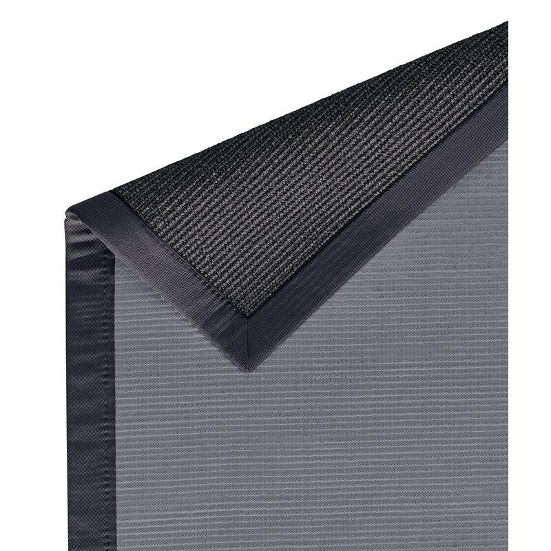 Laurel Foundry Sisal Teppich Retta In Grau Wayfair De