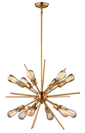Langley street corona 12 light chandelier reviews wayfair corona 12 light chandelier aloadofball Choice Image