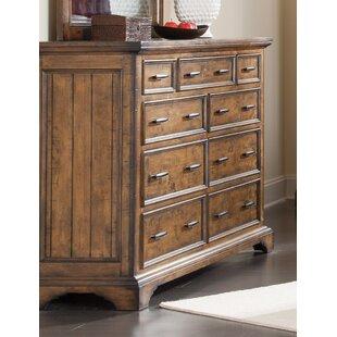 Canup 9 Drawer Dresser