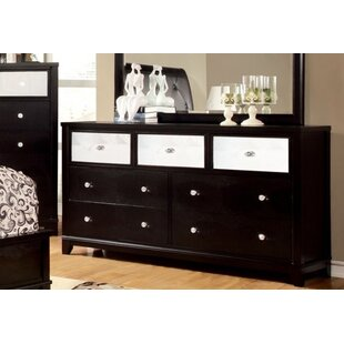 Mercer41 Michaela 7 Drawer Double Dresser
