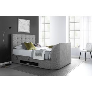Humphreys Upholstered Ottoman Bed By Ebern Designs