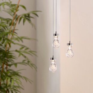 Atoka 3-light LED Cluster ..