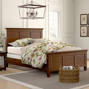 Calila Panel Bed