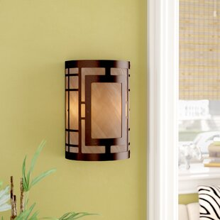 Buy luxury Galvan 2-Light Wall Sconce By World Menagerie