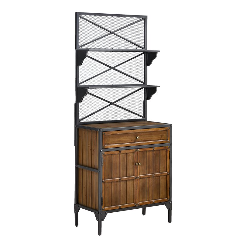 shelf bakers kitchen microwave storage on shelves wooden images home cart best drawer stand drawers wine decoration rack corner baskets racks with