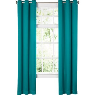 Blue Blackout Curtains Youll Love