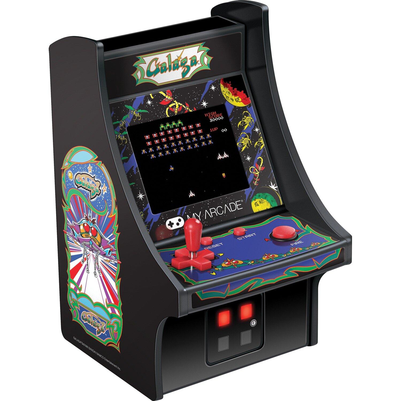 My Arcade Galaga Micro Player Handheld Game Reviews Wayfair