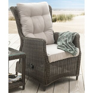 Nokomis Armchair With Cushion By Sol 72 Outdoor