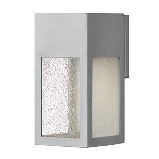 Rook LED Outdoor Wall Lantern by Hinkley Lighting