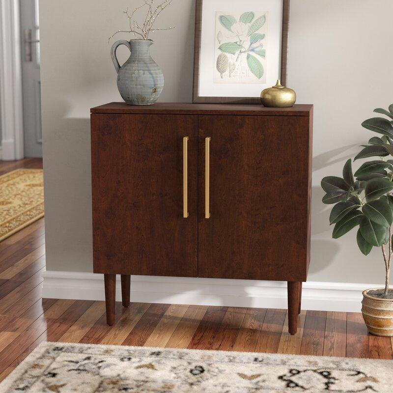 Gardner 2 Door Accent Cabinet by Langley Street™