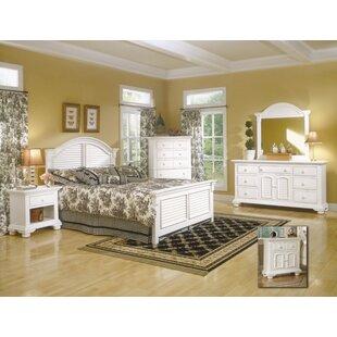 Lark Manor Montcerf Panel Configurable Bedroom Set