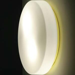 Drum 2-Light Outdoor Flush Mount By Ai Lati Outdoor Lighting