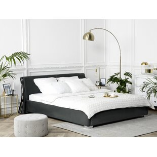 Jacquelyn Upholstered Bed Frame By Ebern Designs