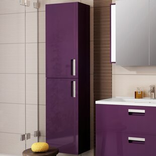 Tovar 172 X 40cm Wall Mounted Tall Bathroom Cabinet By Ebern Designs