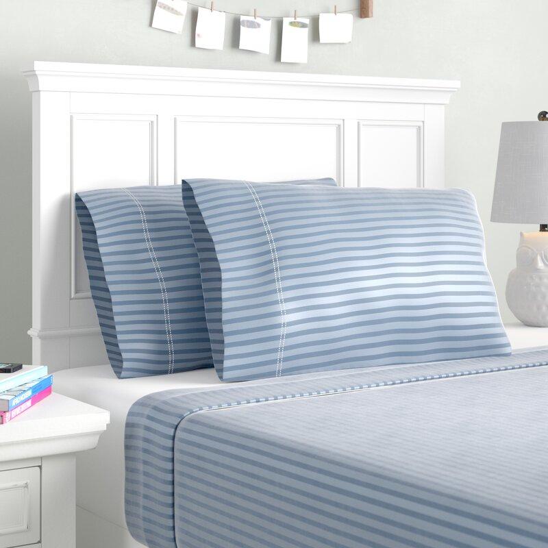 Alwyn Home 400 Thread Count 100 Cotton Sateen Sheet Set Reviews