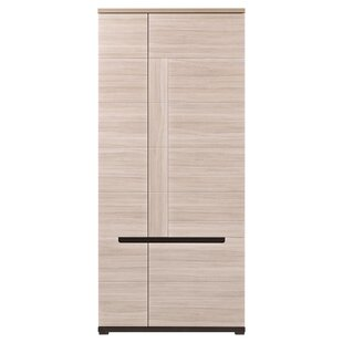 Horicon 2 Door Wardrobe By Ebern Designs