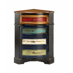 Dunblane 1 Door Accent Cabinet by World Menagerie